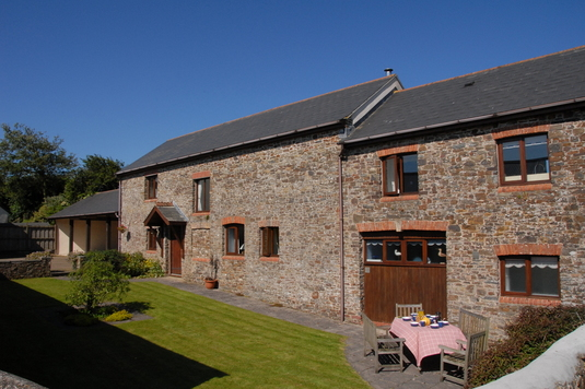 Chapman House holiday cottage Bideford